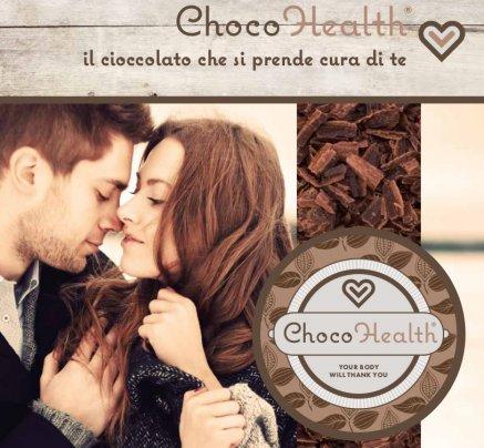 Choco Health - Gocce di Cioccolato Fondente