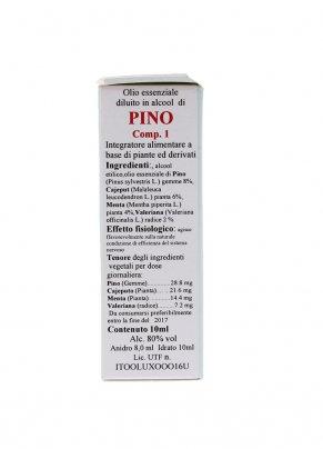 Pino Comp. 1 - Estratto Idroalcolico