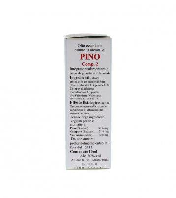 Pino Comp. 2 - estratto Idroalcolico