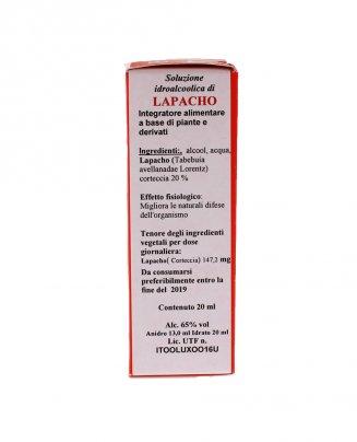 Lapacho - Estratto Idroalcolico
