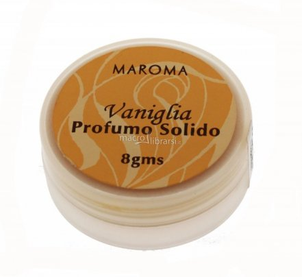 Profumo Solido Vaniglia