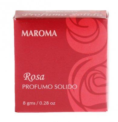 Profumo Solido Rosa