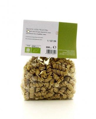 Specialità Pasta Bio - Riccioli Pasta di Miglio