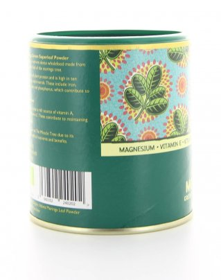 Moringa Superleaf in Polvere Biologica 100 gr.