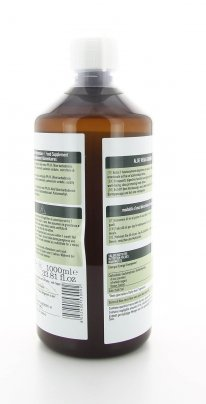 Aloe Vera: Puro Succo e Polpa da Foglia Fresca - 1 litro