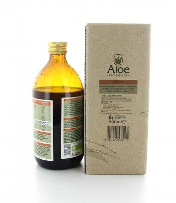 Aloemix: Aloe Arborescens + Sciroppo d'Agave + Distillato