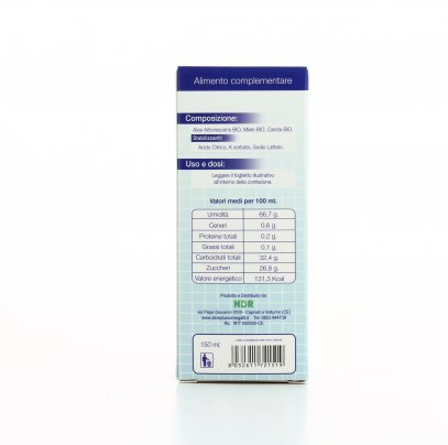 Sciroppo per Cani - Aloeplus 150 ml