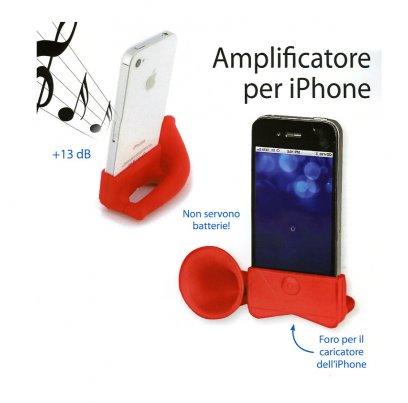 Amplificatore per iPhone