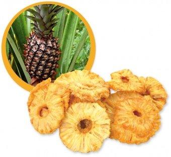 Frutta Secca - Anelli di Ananas