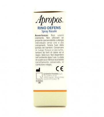 Apropos - Rino Defens Spray Nasale