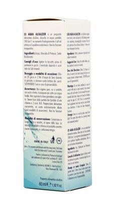 Aqua Alcalina - Tisama Alkaline