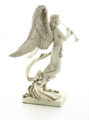 Arcangelo Gabriele con la Tromba