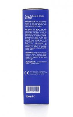 Argento Colloidale Spray 20 Ppm