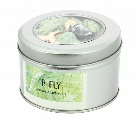 Foulard B-Fly Verde