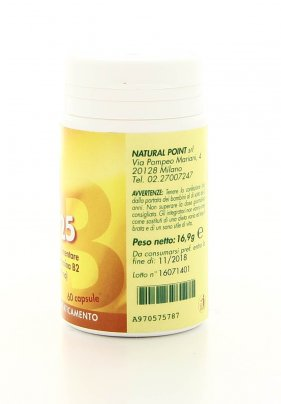 Integratore B2 25 - Riboflavina
