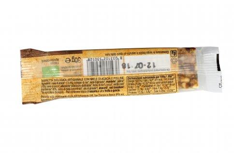 Barretta Bio Artigianale con Miele e Polline