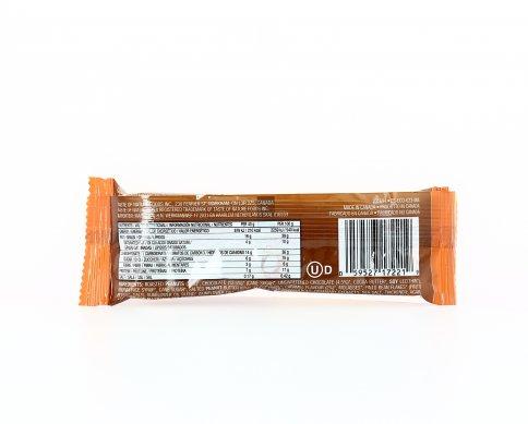 Barretta Cioccolato Fondente, Arachidi e Caramello