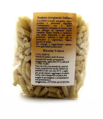 Bersaglieri Semintegrali di Riso e Lupino Bio Senza Glutine