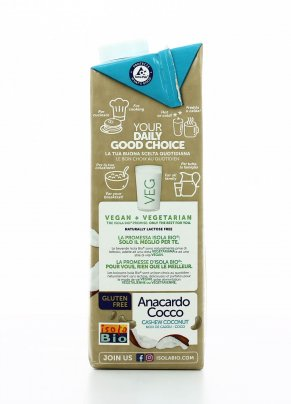 Bevanda Vegetale a base di Anacardo e Cocco