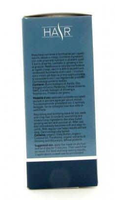 Maschera Nutriente - Capelli Secchi e Deboli