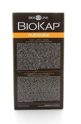 Biokap Nutricolor Tropicali Tinta 5.06 - Castano Noce Moscata