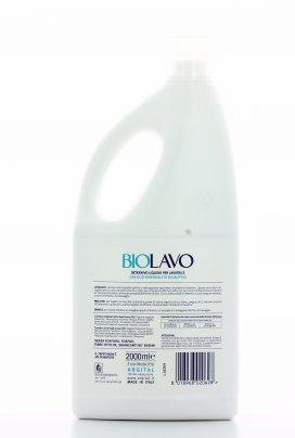 Biolavo - Detersivo Liquido per Lavatrice con Eucaliptus