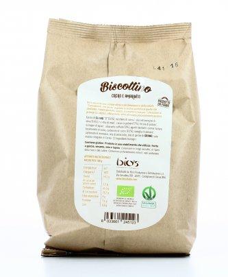 Biscottino Cacao e Amaranto