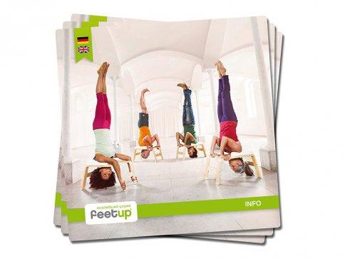 FeetUp Brochure