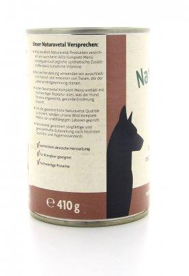 Menu Completo Canis Plus - Selvaggina con Grano Saraceno e Frutti di Bosco 410 gr