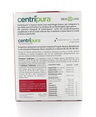 Centripura Fragola e Guaranà - Tonificante