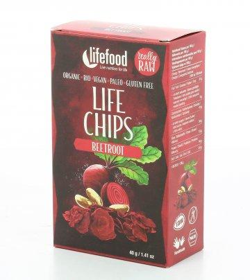 Chips di Verdure - Barbabietola Rossa