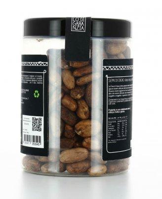 Semi di Cacao Crudi - Criollo Variety Bio 500 gr.