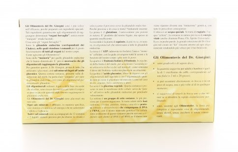 Cobalto Olimentovis - 30 Ampolle