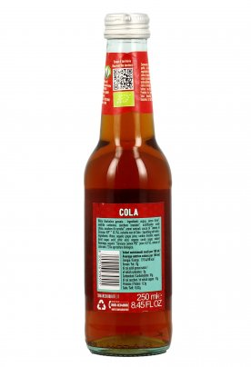 Cola Bio in Vetro