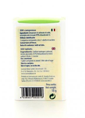 Compresse di Stevia