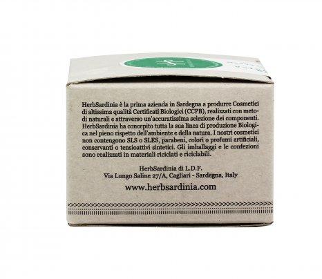 Crema Viso Idratante Biologica Mirto e Miele N°9