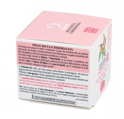 Crema Giorno Viso Superidratante - Pelle Secca e Disidratata 2