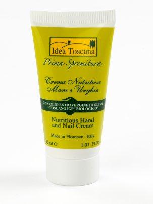 Crema Nutritiva Mani e Unghie - 30 ml.