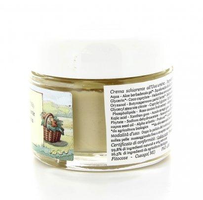 Crema Schiarente all'Uva Ursina