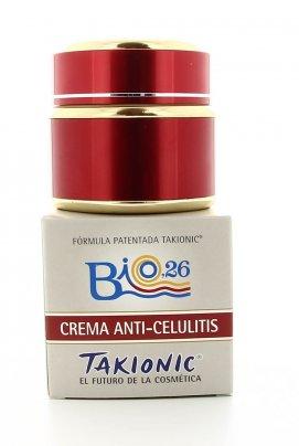Crema Anticellulite Takionic - Bio26