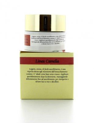 Crema Viso Vellutante H24 - Linea Camelia