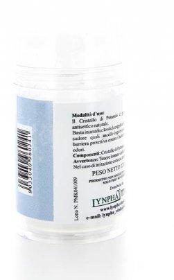 Cristallo di Potassio Plus - Antiodorante Stick Naturale
