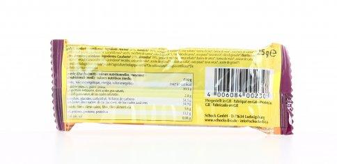 Barretta Croccante Biologica ai Mirtilli Rossi e Mandorle