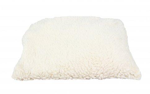Cuscino Cotone Crespo con Noccioli di Ciliegia