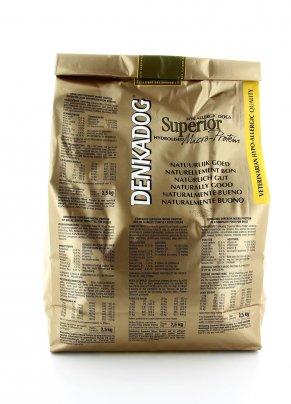 Crocchette per Cani con Intolleranze e Allergie - Superior Micro Protein 2,5 Kg
