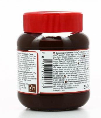Crema da Spalmare al Cioccolato Puro - Chocoreale Dark