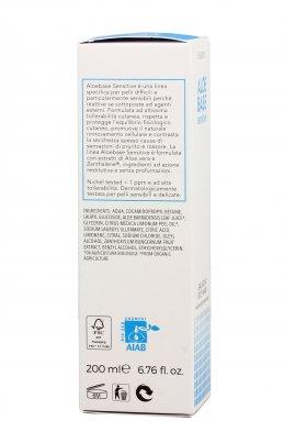 Detergente Corpo Riequilibrante - Aloe Base Sensitive