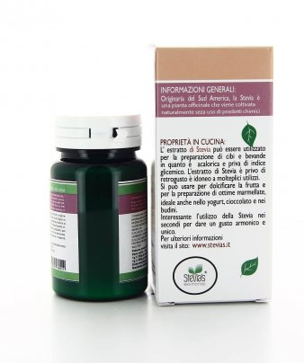 Dolcificante in polvere - Stevia Sweet