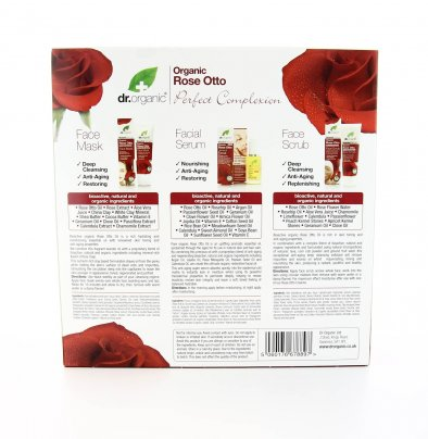 Organic Rose Otto - Perfect Complexion
