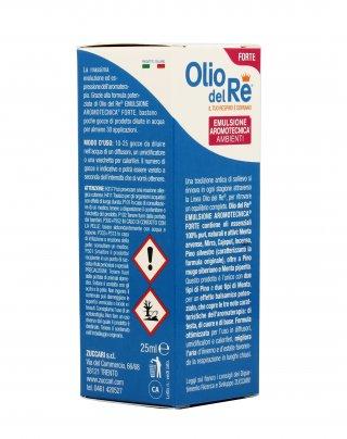 Emulsione Aromotecnica per Ambienti - Olio Del Re